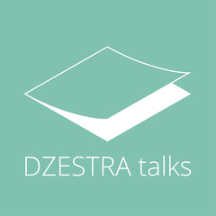 Index friend dzestra talks logo